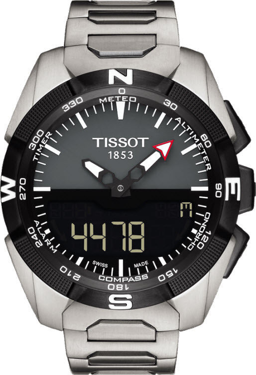 Tissot Watch T-Touch Expert Solar D