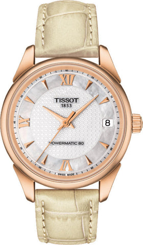 Tissot Watch Vintage Automatic Powermatic 80 Ladies