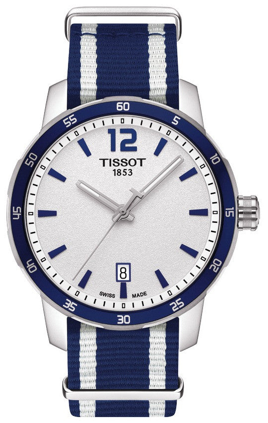 Tissot Watch Quickster D