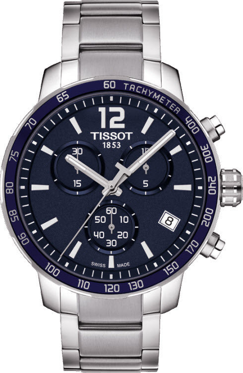 Tissot Watch Quickster Chronograph