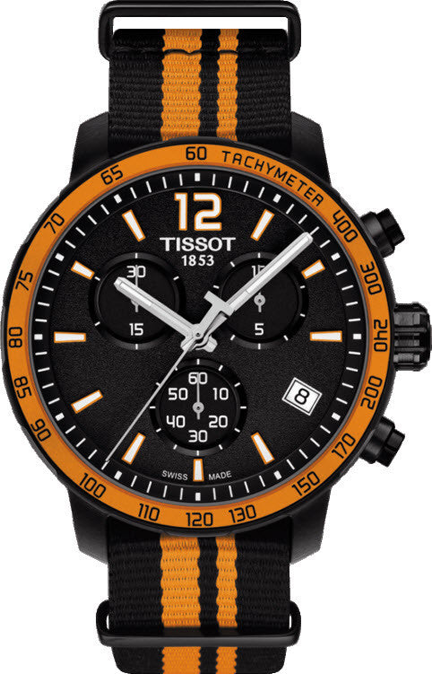 Tissot Watch Quickster Chronograph D