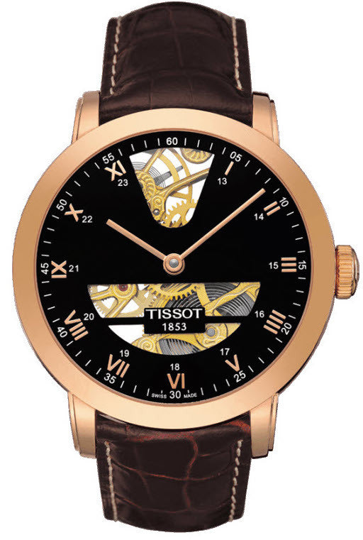 Tissot Watch Sculpture Line