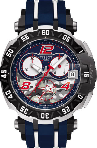 Tissot Watch T-Race Nicky Hayden Limited Edition 2016 D