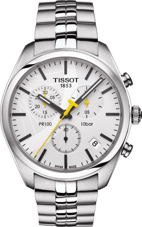 Tissot Watch PR 100 Tour De France 2016