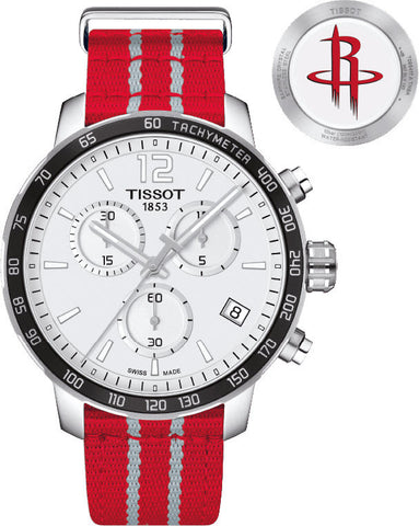 Tissot Watch Quickster NBA Houston Rockets