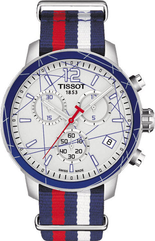 Tissot Watch Quickster Russia Ice Hockey 2016