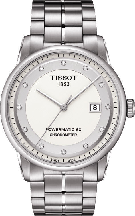 Tissot Watch Luxury Automatic Gents COSC