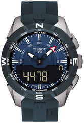 Tissot Watch T-Touch Solar II Blue