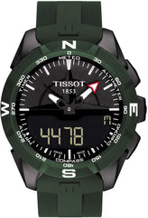 Tissot Watch T-Touch Solar II Green