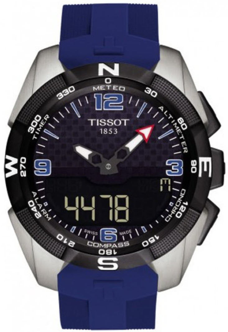 Tissot Watch TTouch Expert Solar Ice Hockey