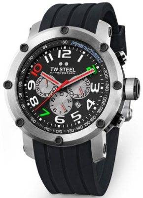 TW Steel Watch Dario Franchitti 48mm Limited Edition