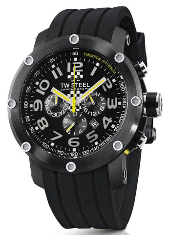 TW Steel Watch Emerson Fittipaldi Edition 45mm Limited Edition