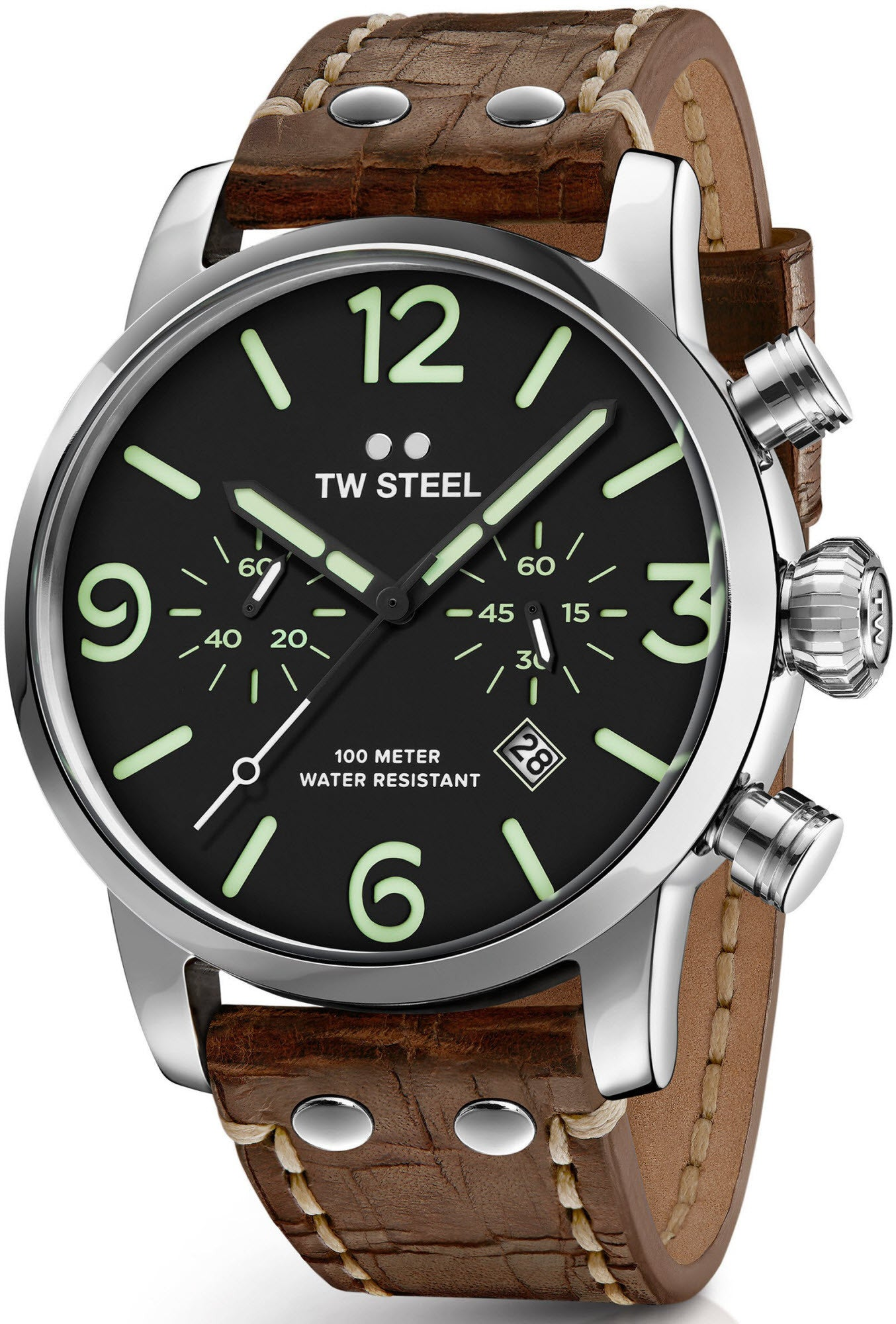 TW Steel Watch Maverick Chronograph