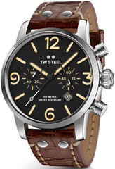 TW Steel Watch Maverick Chronograph 45mm