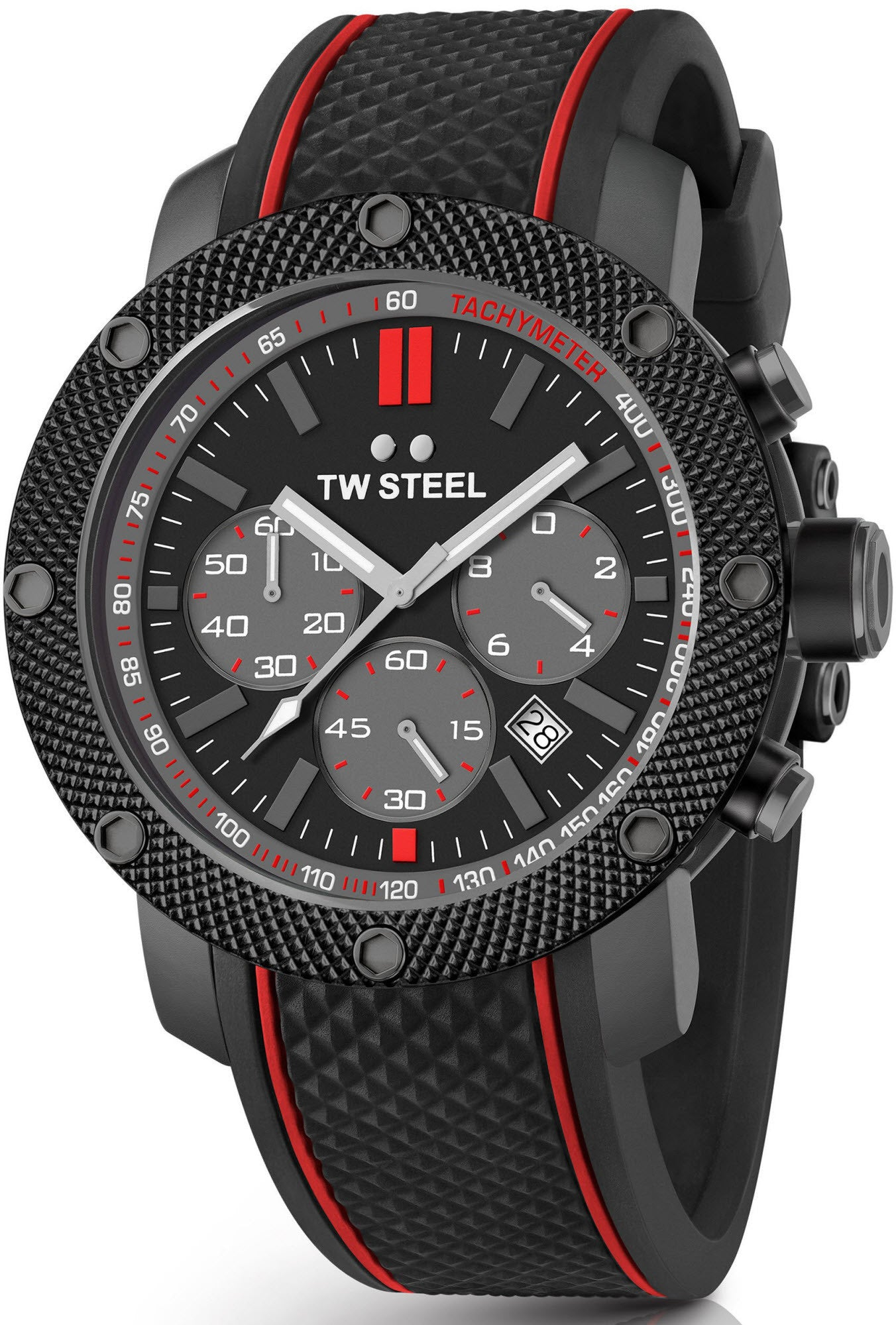 TW Steel Watch Grandeur Tech Mick Doohan Tech Special Edition