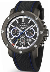 TW Steel Watch Grandeur Tech Yamaha Factory Racing Triple Crown Limited Edition
