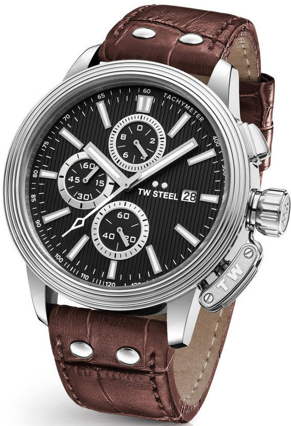 tw steel watch adesso mens 45mm