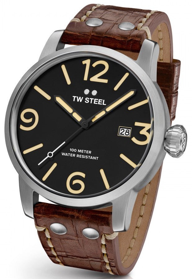 tw steel watch maverick mens 48mm