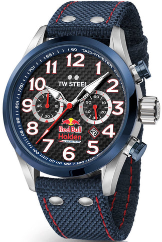 TW Steel Watch Red Bull Holden 48mm Special Edition TW967 Watch