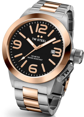 TW Steel Watch Canteen Mens 40mm