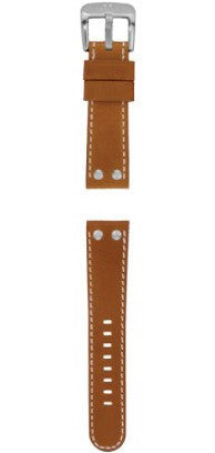 TW Steel Brown Leather 22mm