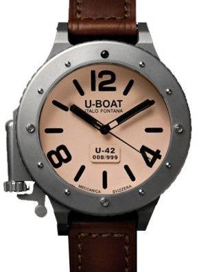 U-Boat U-42 Brown Beige D