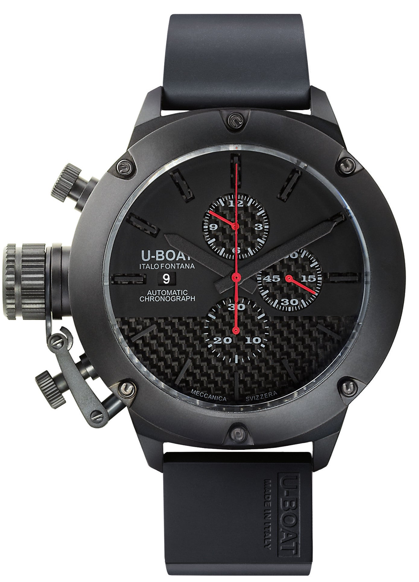 U-Boat Watch Classico 53 Titanium Stop  Limited Edition