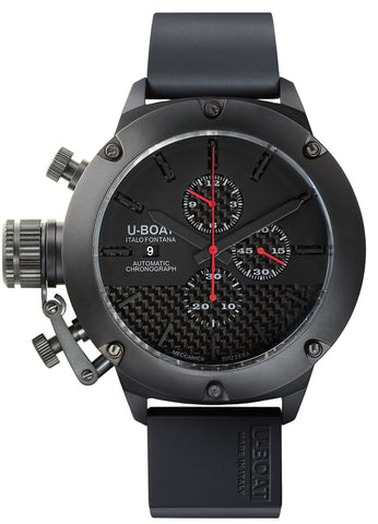U-Boat Watch Classico 53 Titanium Stop  Limited Edition D