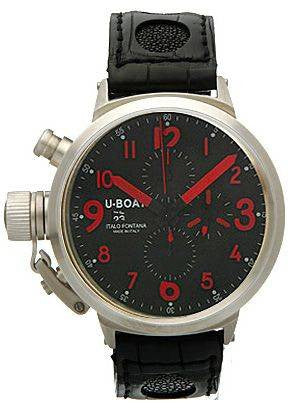U-Boat Flightdeck 50 CA925 Red D