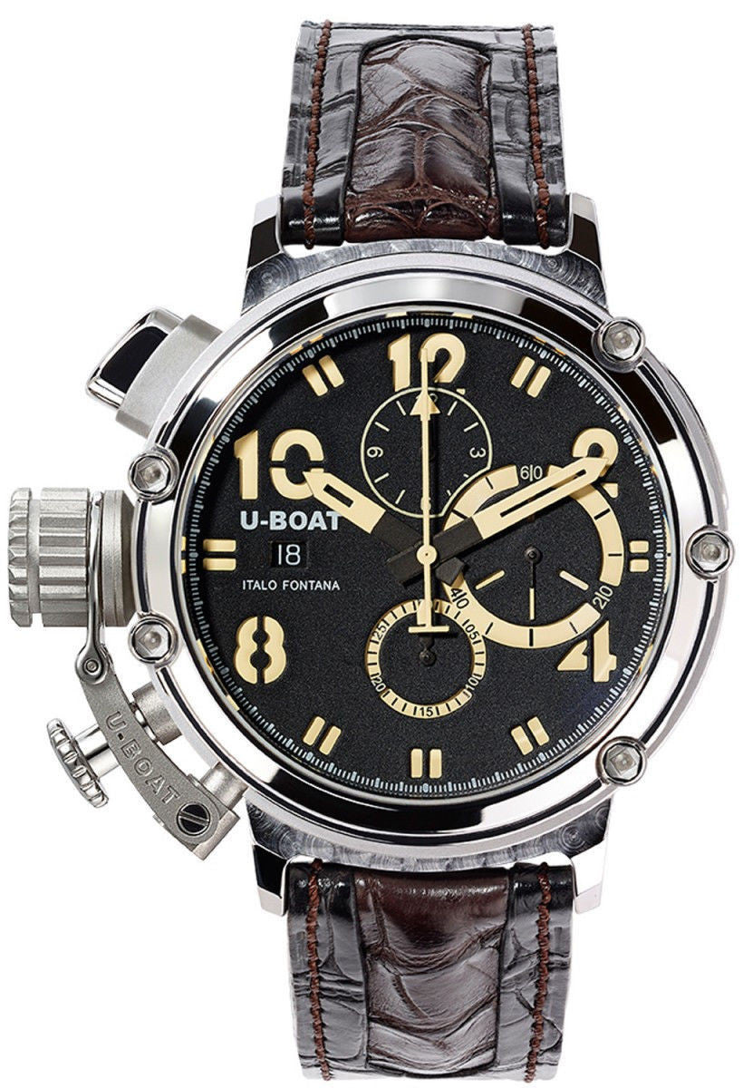U-Boat Watch Chimera 48 925 Silver Limited Edition