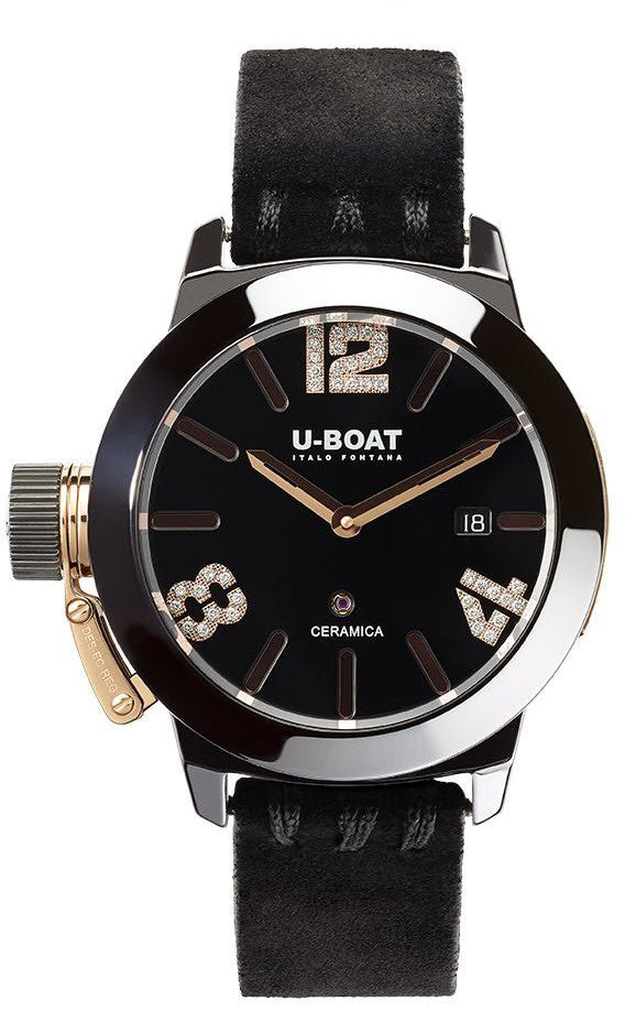 U-Boat Watch Classico 42 Ceramic Gold
