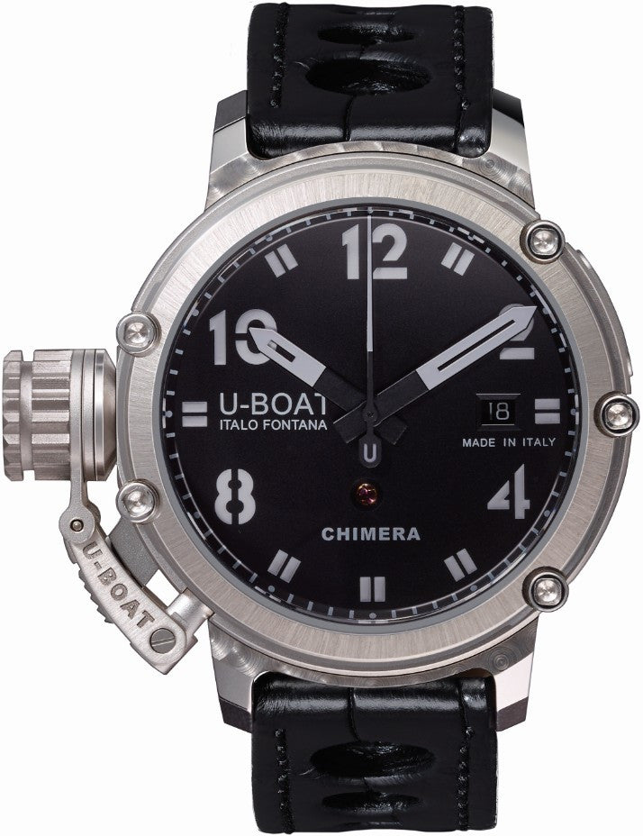 U-Boat Watch Chimera 43 925 Silver Limited Edition D