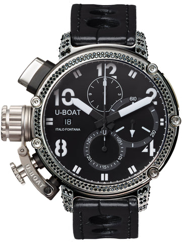 U-Boat Watch Chimera 46 Sideview Diamond Limited Edition D