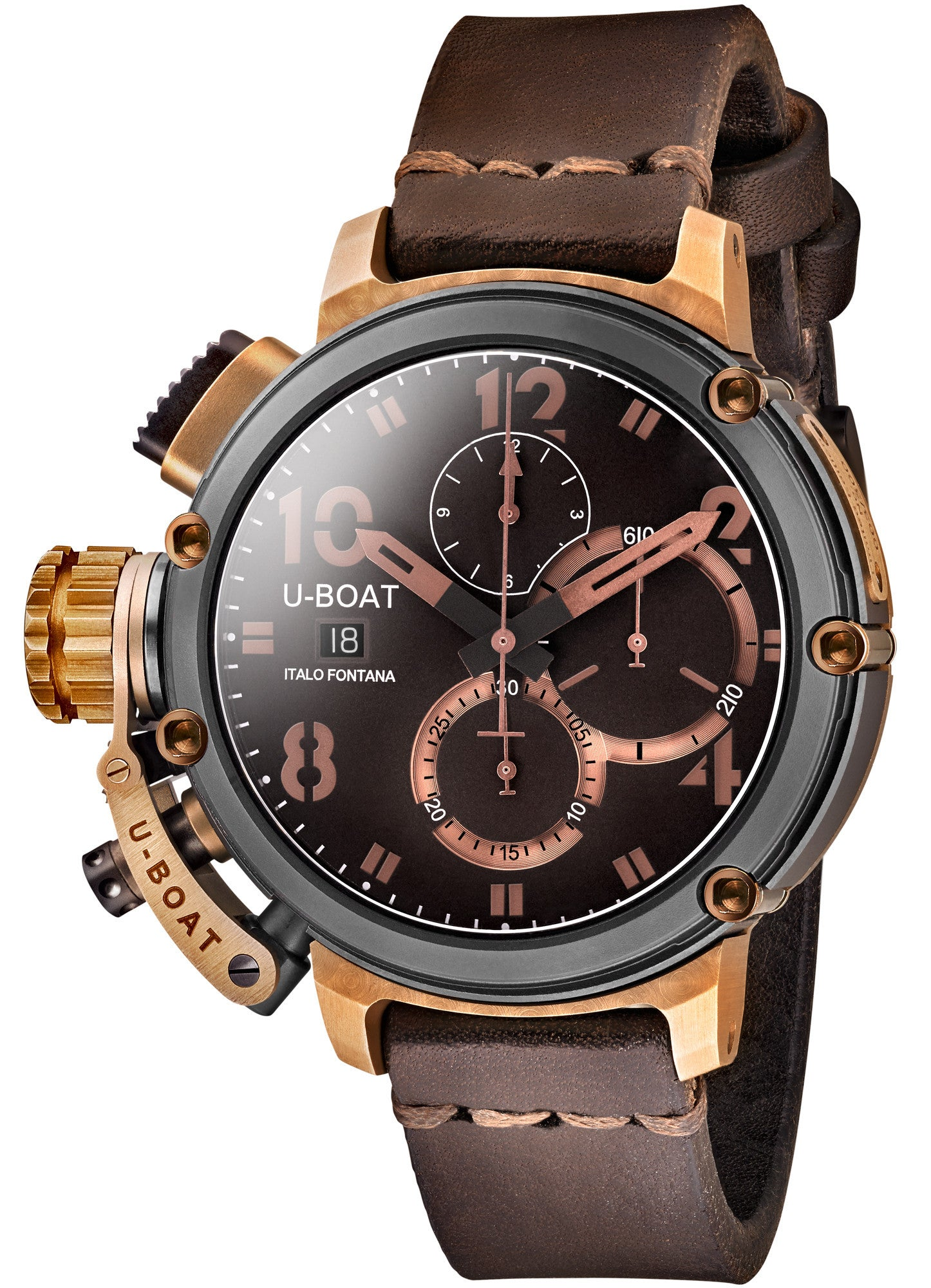 U-Boat Watch Chimera 46 Black Bronze Limited Edition