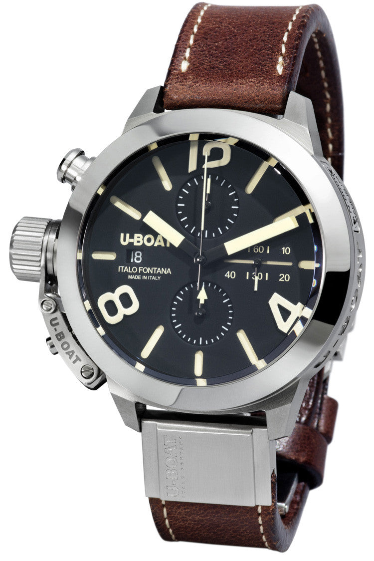 U-Boat Watch Classico 50 Tungsteno CAS1