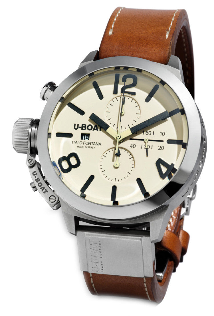 U-Boat Watch Classico 50 Tungsteno CAS2