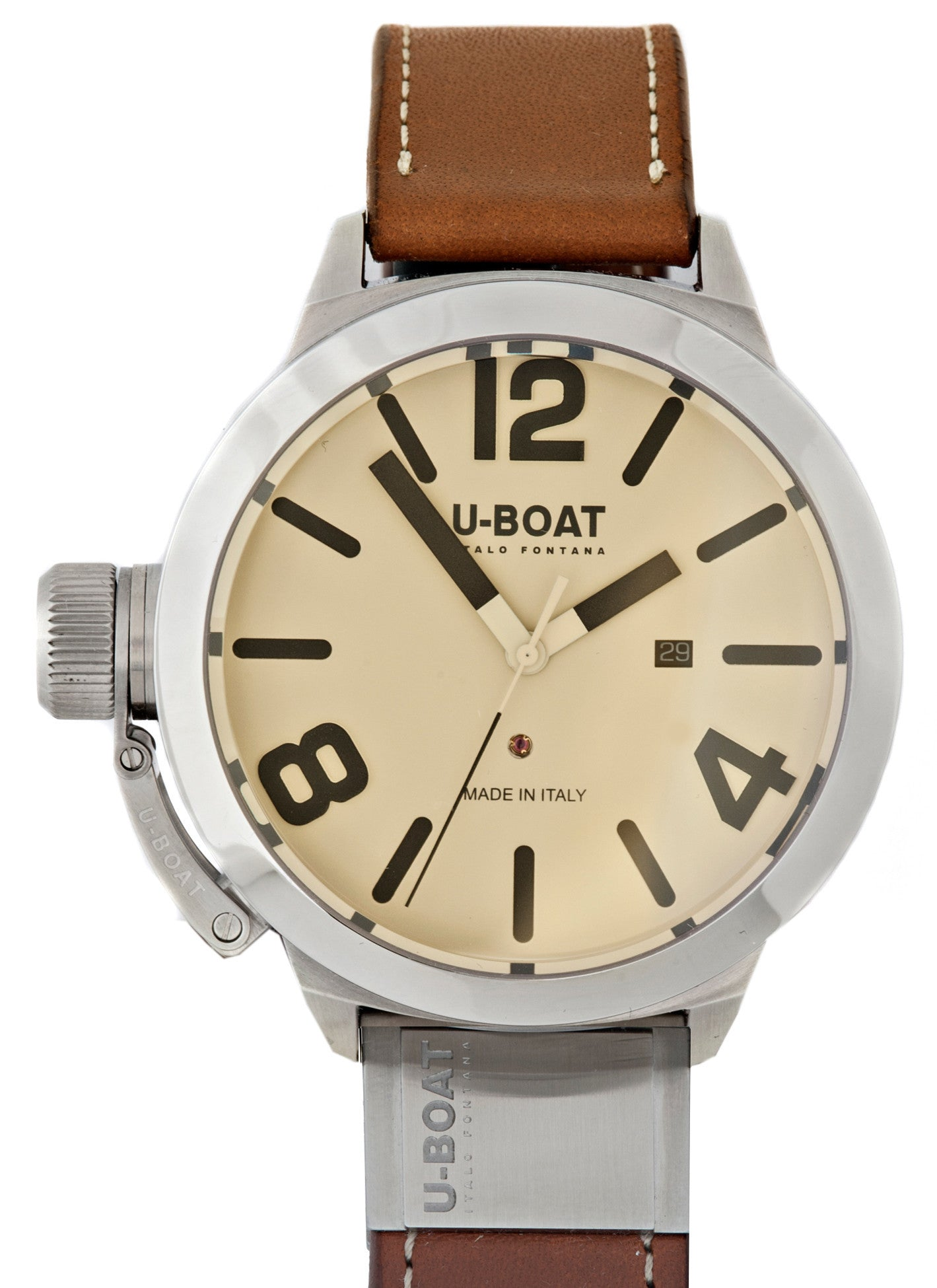 U-Boat Watch Classico 50 Tungsten D