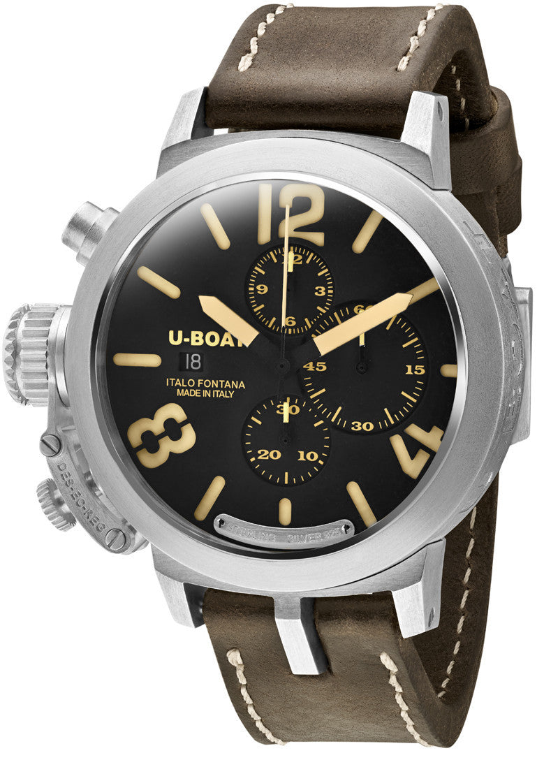 U-Boat Watch Classico 48 CHR 925 BK-BE