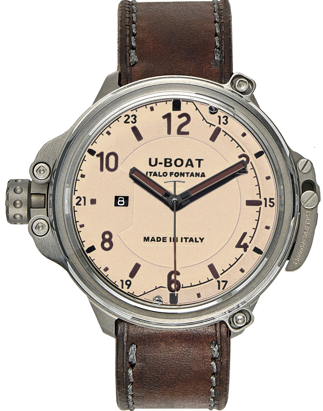 U-Boat Watch Capsule 50 Beige Limited Edition