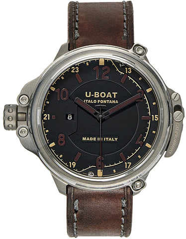 U-Boat Watch Capsule 50 Black Limited Edition
