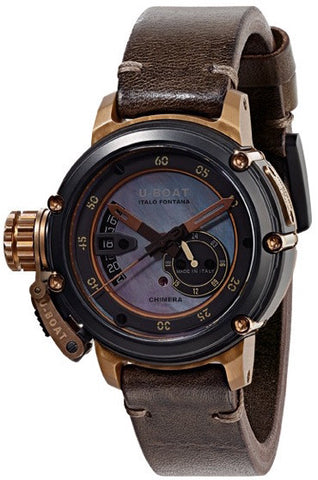 U-Boat Watch Chimera BB Mother Of Pearl