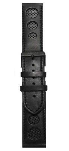 U-Boat 50mm or 55mm Leather Black IPB Regular