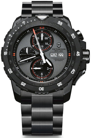 Victorinox Swiss Army Watch Alpnach Mechanical Chronograph