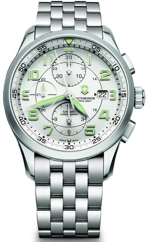 Victorinox Swiss Army Watch AirBoss Mechanical Chronograph
