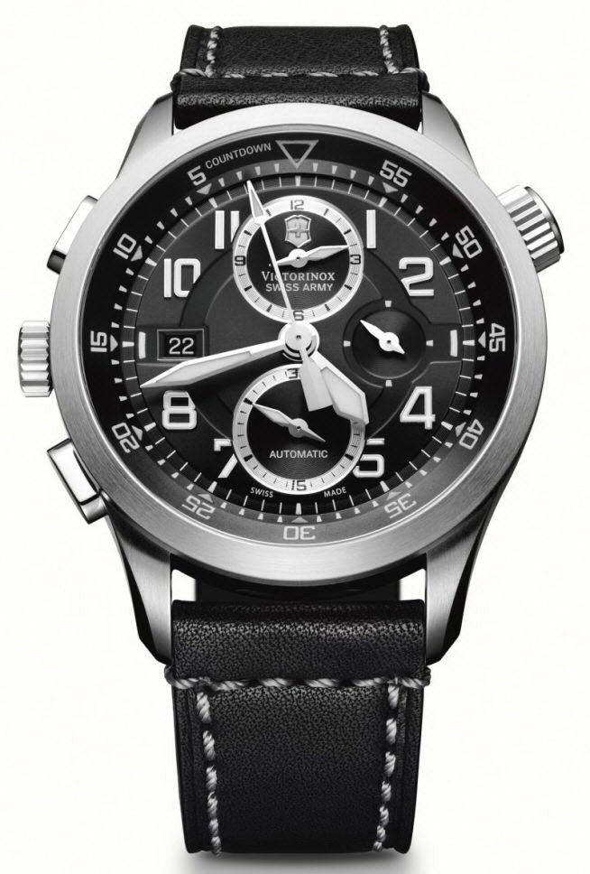 Victorinox Swiss Army Watch AirBoss Mach 8 Special Edition
