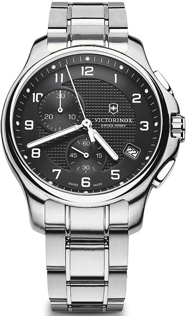 Victorinox Swiss Army Watch Officers Chronograph D