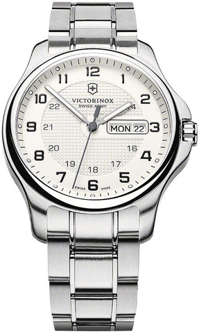 Victorinox Swiss Army Watch Officers Day Date