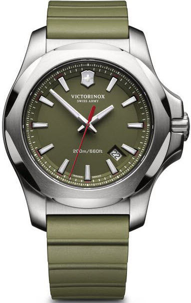 Victorinox Swiss Army Watch I.N.O.X. Green