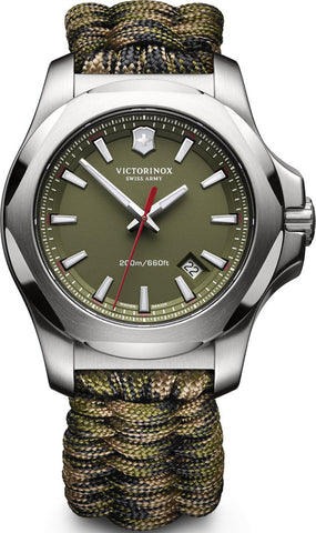 Victorinox Swiss Army Watch I.N.O.X. Paracord