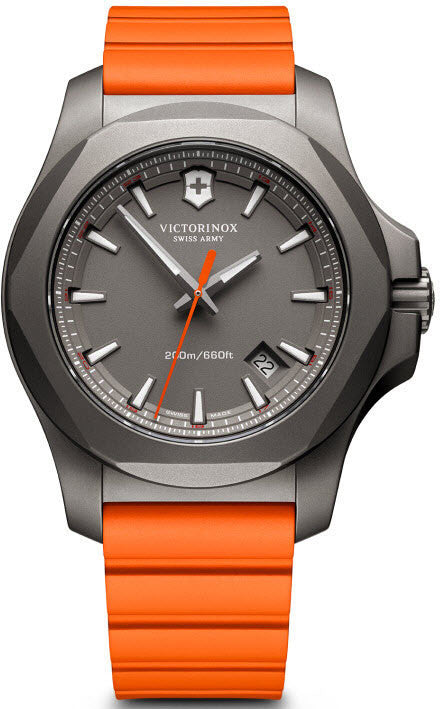 Victorinox Swiss Army Watch I.N.O.X Titanium Orange
